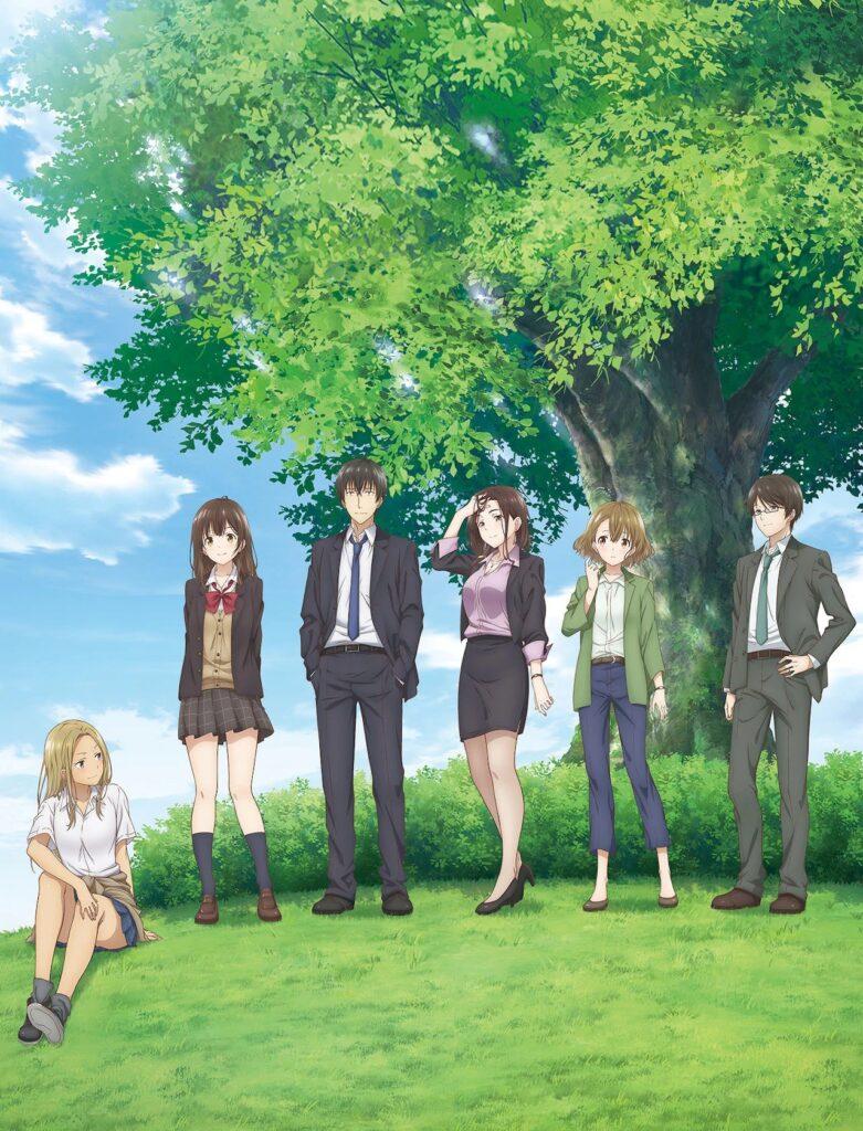 3. Hige wo Soru. Soshite Joshikousei wo Hirou I Shaved. Then I Brought a High School Girl Home 781x1024 - Animes mais esperados da temporada de primavera 2021 pelos japoneses, de acordo com o site Anime!Anime!