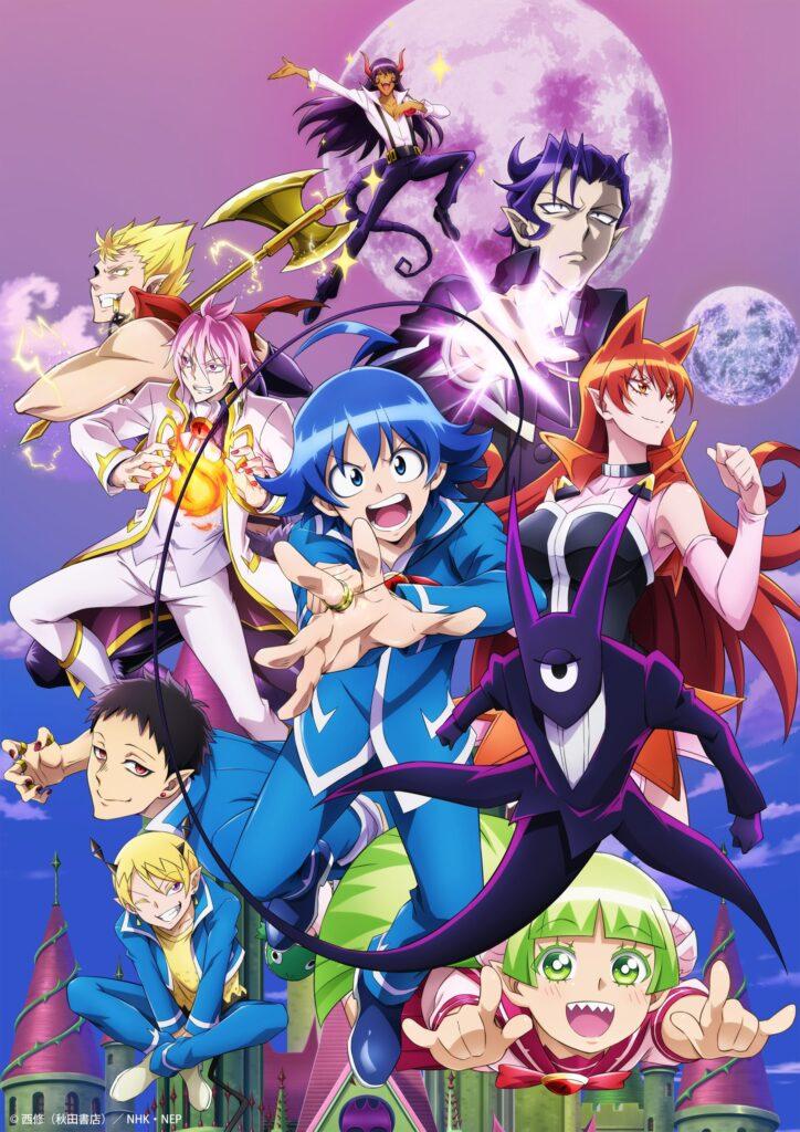 5. Mairimashita Iruma kun 2nd Season Welcome to Demon School Iruma kun 724x1024 - Os 10 animes mais esperados pelos brasileiros na temporada de primavera, segundo Otakus Brasil