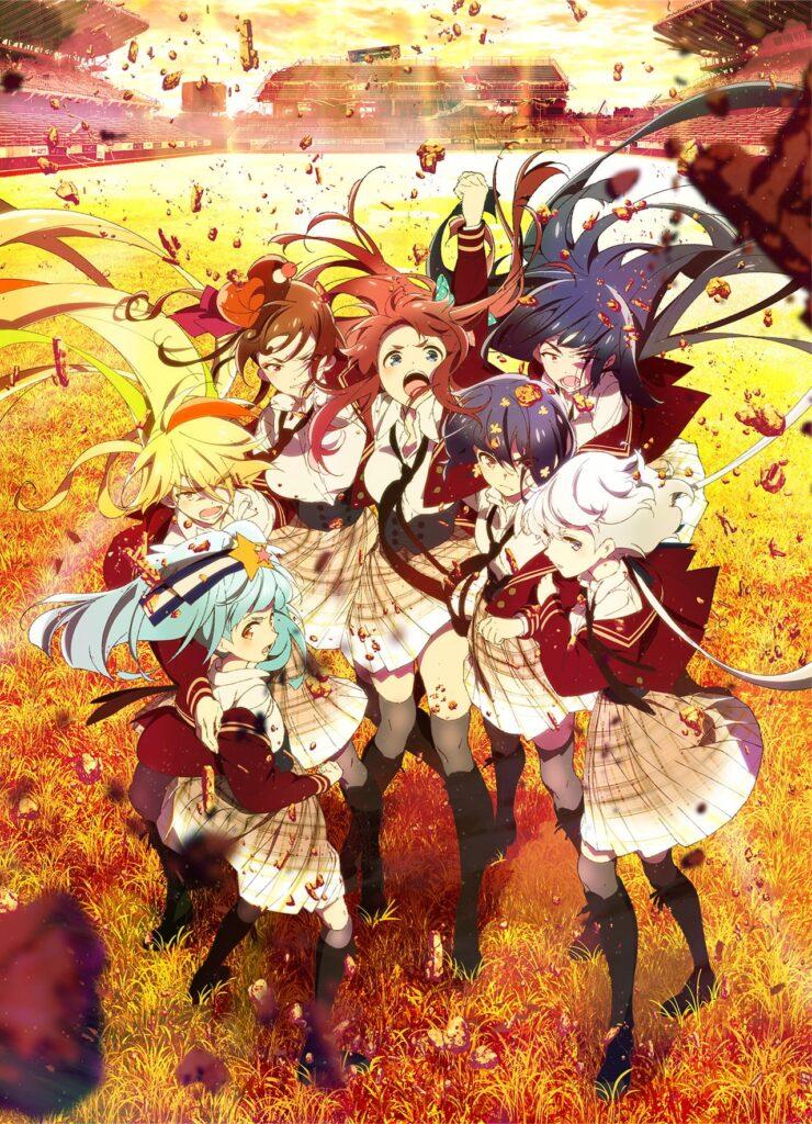 6. Zombieland Saga Revenge 740x1024 - Animes mais esperados da temporada de primavera 2021 pelos japoneses, de acordo com o site Anime!Anime!