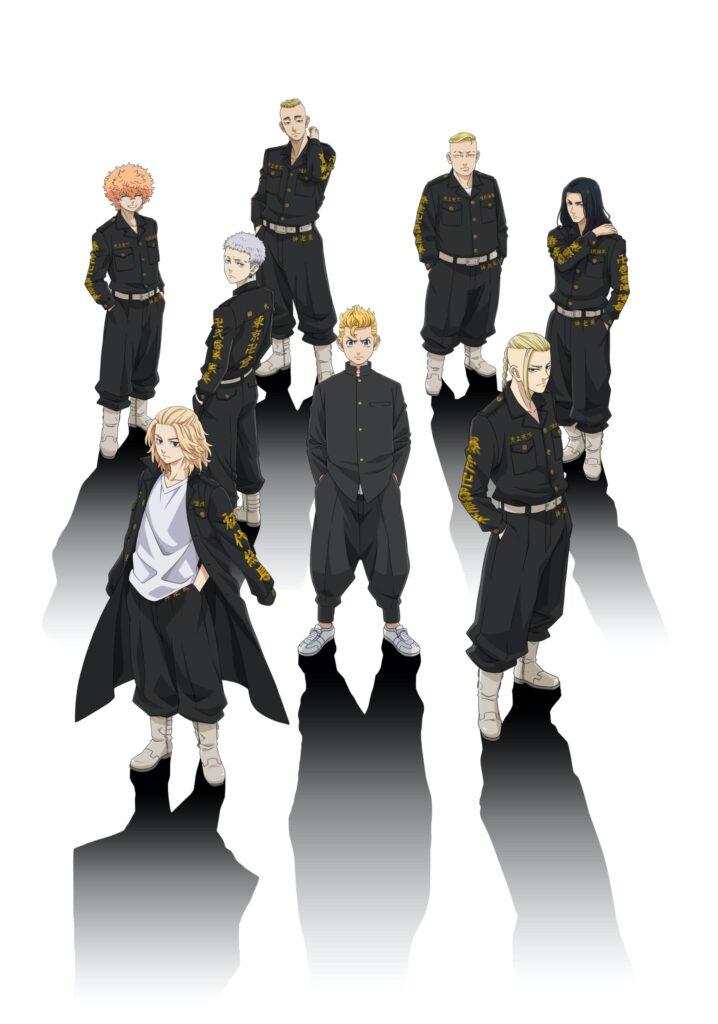 9. Tokyo Revengers 718x1024 - Animes mais esperados da temporada de primavera 2021 pelos japoneses, de acordo com o site Anime!Anime!