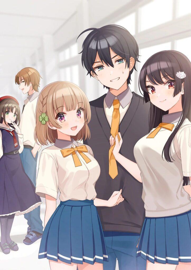Osananajimi ga Zettai ni Makenai Love Comedy The Romcom Where The Childhood Friend Wont Lose 723x1024 - Animes mais esperados da temporada de primavera 2021 pelos japoneses, de acordo com o site Anime!Anime!