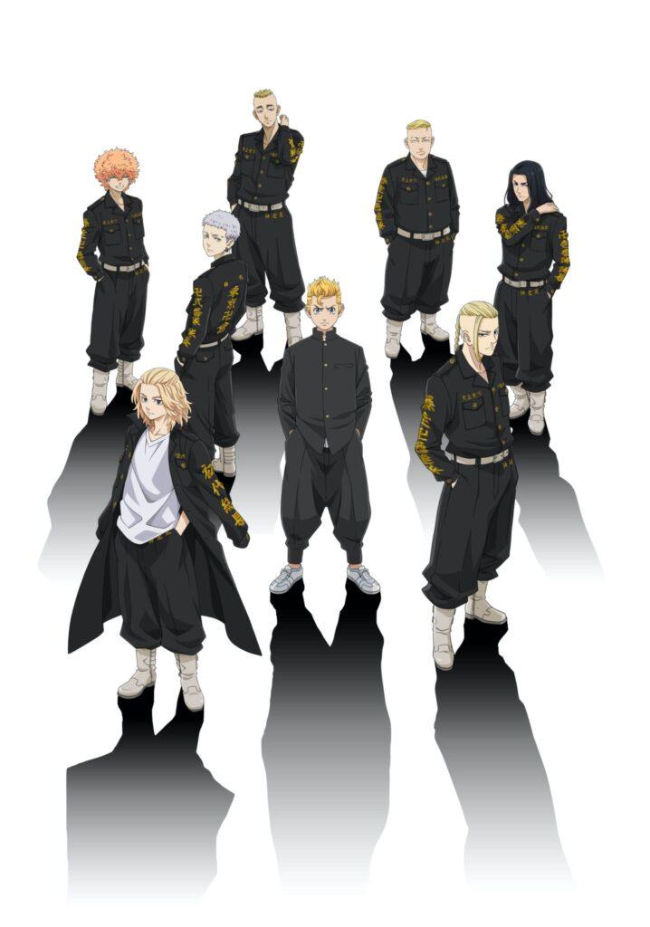 Tokyo Revengers 1 - Os 10 animes mais esperados pelos brasileiros na temporada de primavera, segundo Otakus Brasil