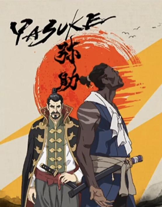 Yasuke anime netlix poster - Guia da Temporada de Primavera (Abril) 2021