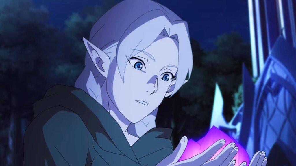 dota 2 dragons blood secret trailer 1024x576 - Review: Dota Dragon's Blood. O novo anime da Netflix inspirado em Dota 2.