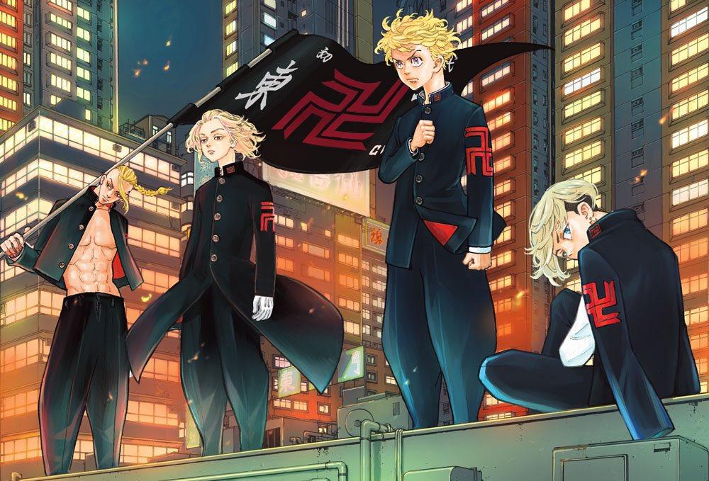 """tokyo revenger - O mangá """"Tokyo Revengers"""" está chegando ao seu arco final"""