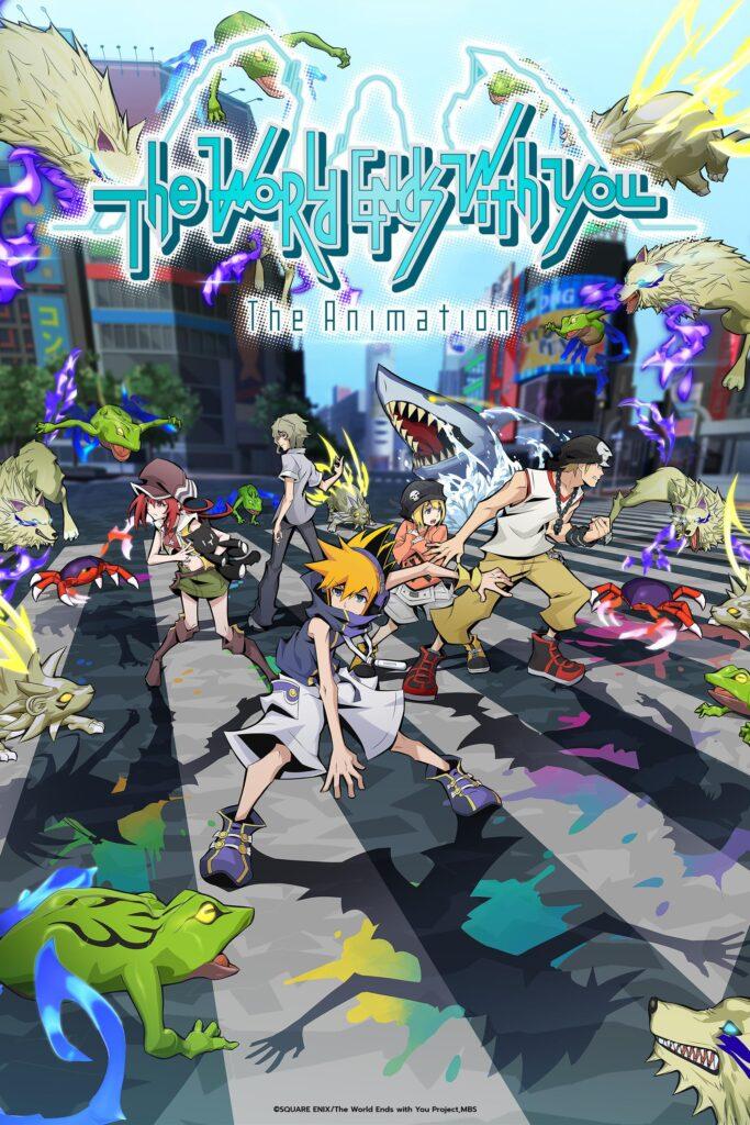 world 683x1024 - Novos animes da temporada de primavera são confirmados na Funimation
