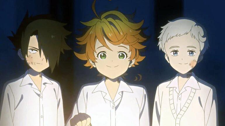 Yakusoku no Neverland anime screenshot destaque ray emma norman - OB Analisa: The Promised Neverland