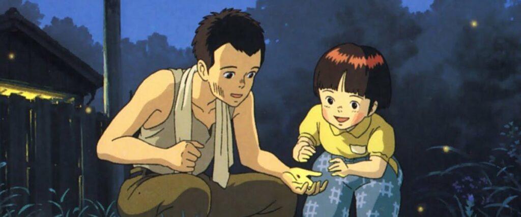 fireflies image 1024x427 - Guia dos Filmes da Ghibli