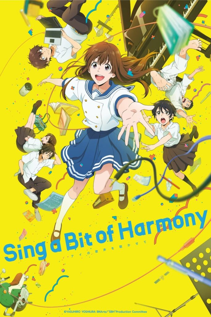 439935 sing a bit of harmony 683x1024 - Filme musical Sing a Bit of Harmony revela novo trailer